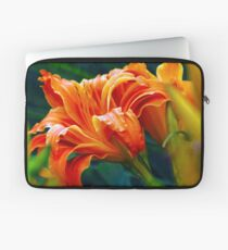 Tiger Lilly in Kentucky Laptop Sleeve