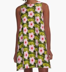 Little Flower A-Line Dress
