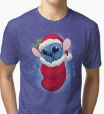 Stocking Stuffers: Stitchy Tri-blend T-Shirt
