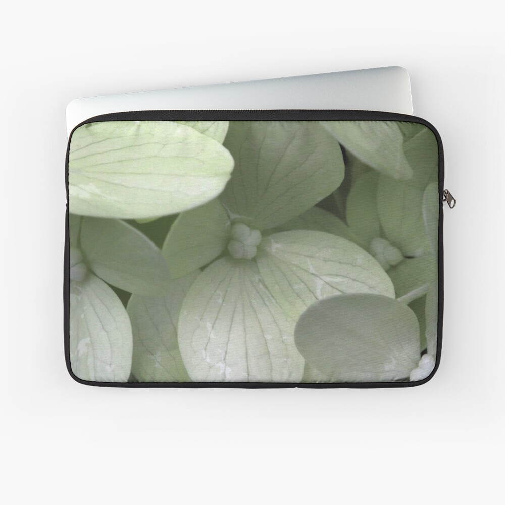 Fade to White Laptop Sleeve