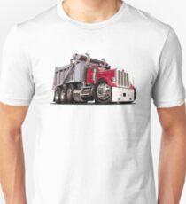 Cartoon Dump Truck T-Shirt