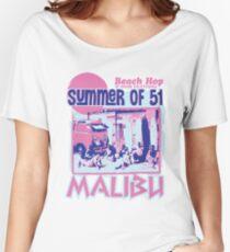 Malibu Beach Hop 51 Women's Relaxed Fit T-Shirt