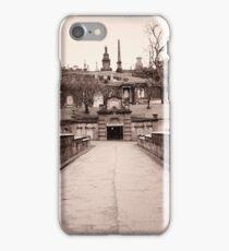 Glasgow Necropolis iPhone Case/Skin