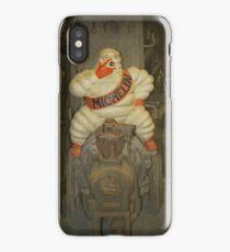 Vintage Michelin Man iPhone Case