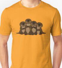 Sea otters Q Unisex T-Shirt