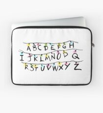 Stranger Things Wall Laptop Sleeve