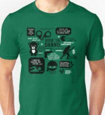 Hawaii Five-0 Quotes T-Shirt