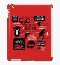 Hawaii Five-0 Quotes iPad Case/Skin