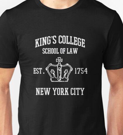 Kings College Unisex T-Shirt