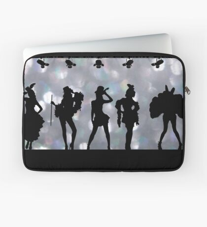 Welcome to Burlesque Laptop Sleeve
