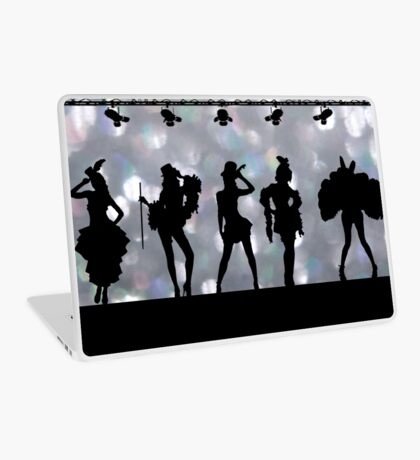 Welcome to Burlesque Laptop Skin