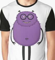 Monster Character #5 Graphic T-Shirt