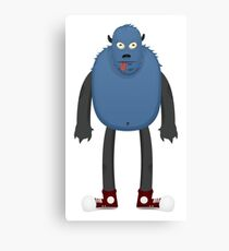 Monster Character #6 Canvas Print