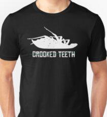 Crooked Teeth Unisex T-Shirt