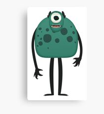 Monster Character #15 Canvas Print