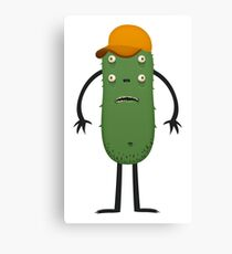 Monster Character #16 Canvas Print