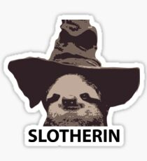 Slotherin (Slytherin) Sticker