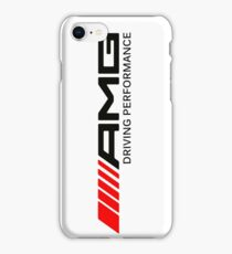 amg driving performance iPhone Case/Skin