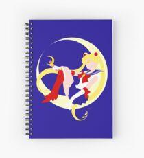 Usagi's Moon Spiral Notebook