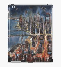 Gotham City II iPad Case/Skin