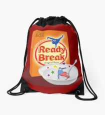 """A Serial (Cereal) Breaker"" (A) Drawstring Bag"