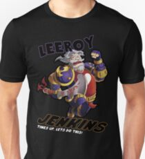 Leeory Jenkins: Time's Up! T-Shirt