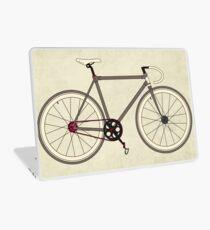 Road Bicycle Laptop Skin