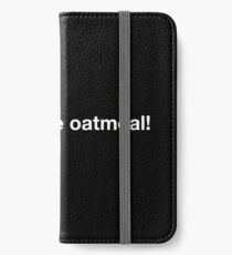babette ate oatmeal! iPhone Wallet/Case/Skin
