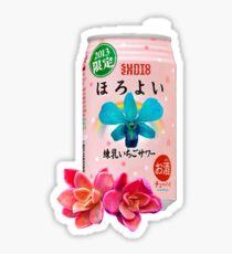 Tropical juice Sticker