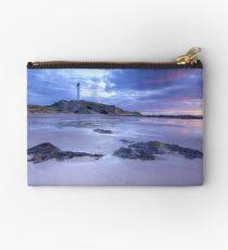 Covesea Lighthouse Sunset Studio Pouch