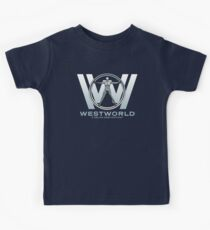 Westworld a Delso Destination Kids Tee