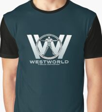 Westworld a Delso Destination Graphic T-Shirt