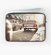 Street Scene Laptop Sleeve