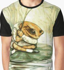 Beatrix potter Jeremy Fisher Graphic T-Shirt