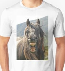 """The """"Laughing"""" Horse T-Shirt"""