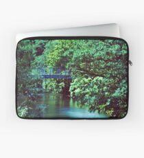 Bridge Over The River Darwen Laptop Sleeve