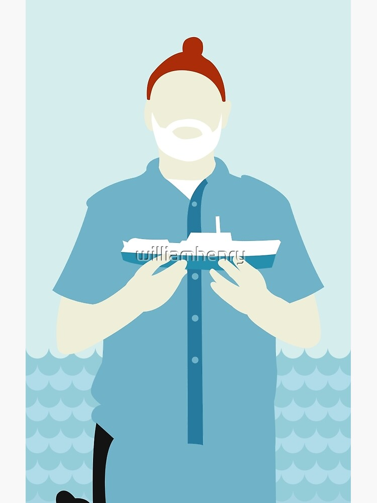 Steve Zissou by williamhenry