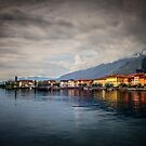 Lake Como by Chris Vincent