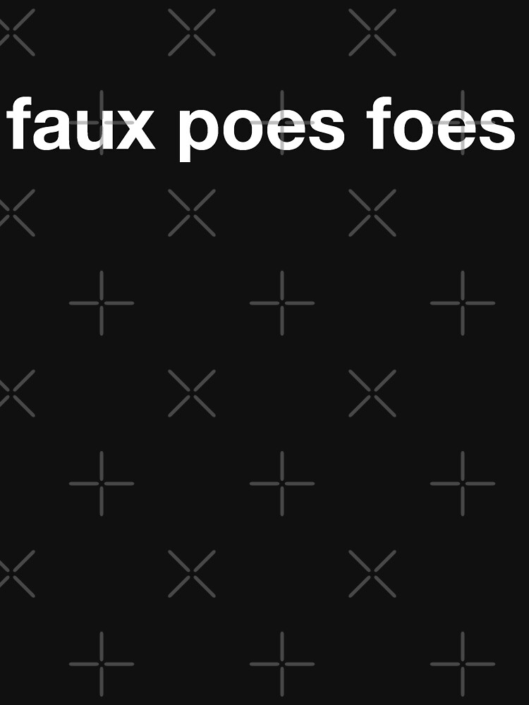 faux poes foes by expandable