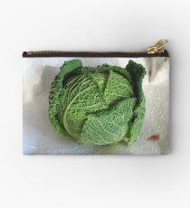 Savoy Cabbage Studio Pouch