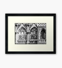 Royal Shakespeare Company Theatre Framed Print