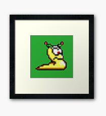 Retro Gaming Pixel Art  Framed Print