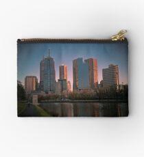 Melbourne Skyline Studio Pouch