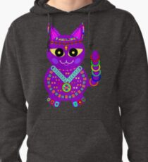 CAT-WOW Pullover Hoodie