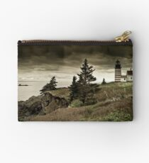 West Quoddy Lighthouse Studio Pouch