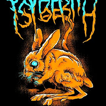 Dark Rodent - Psyberith Original Design by albyBL