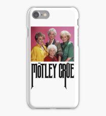 Golden Girls Girls Girls iPhone Case/Skin