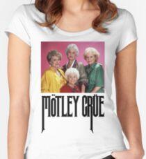 Golden Girls Girls Girls Women's Fitted Scoop T-Shirt