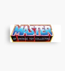 Masters of the Universe Toy Collecting Canvas Print