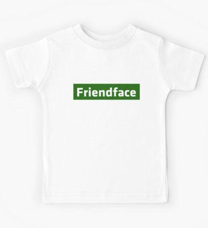 Friendface - The IT Crowd Kids Clothes